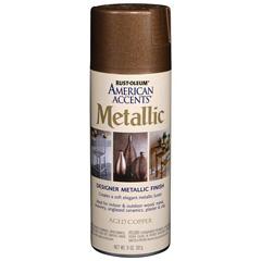 Эффект состаренного металла
