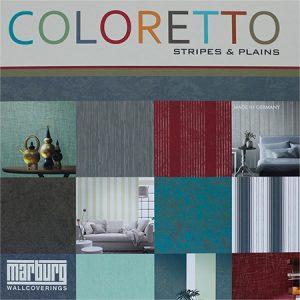 Coloretto Stripes & Plains